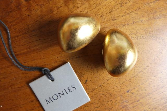 MONIES - BO clips Feuille d'Or
